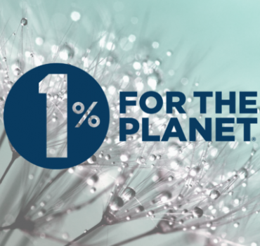 NZ20 Featured on 1% for the Planet Blog