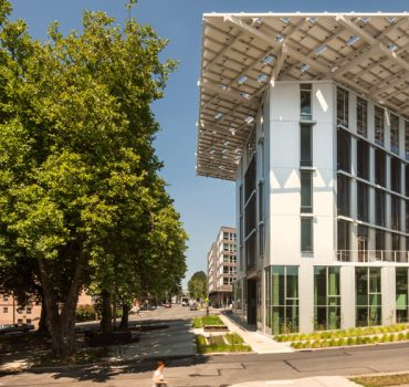 The Building That Goes Beyond Net Zero