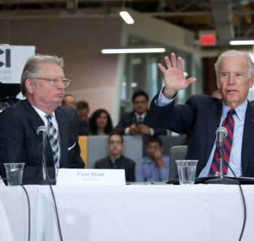 VP Biden Visits New VG Office