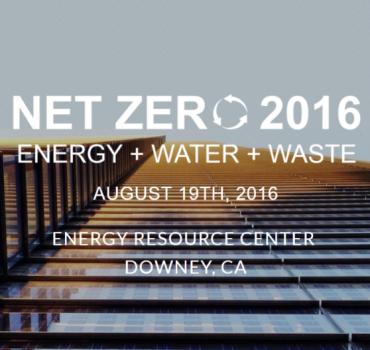 Company Updates & Register for Net Zero 2016