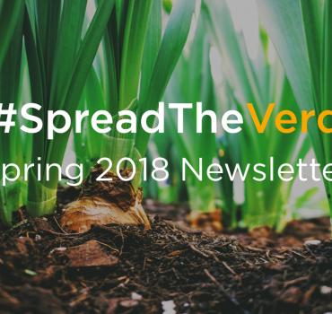 VG's Spring 2018 Newsletter